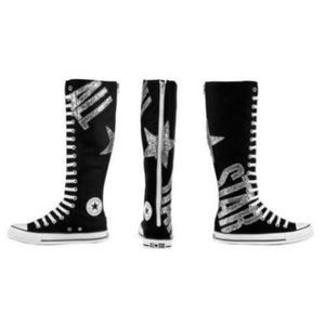 Rare Edition Chuck Taylor Knee High Sneakers
